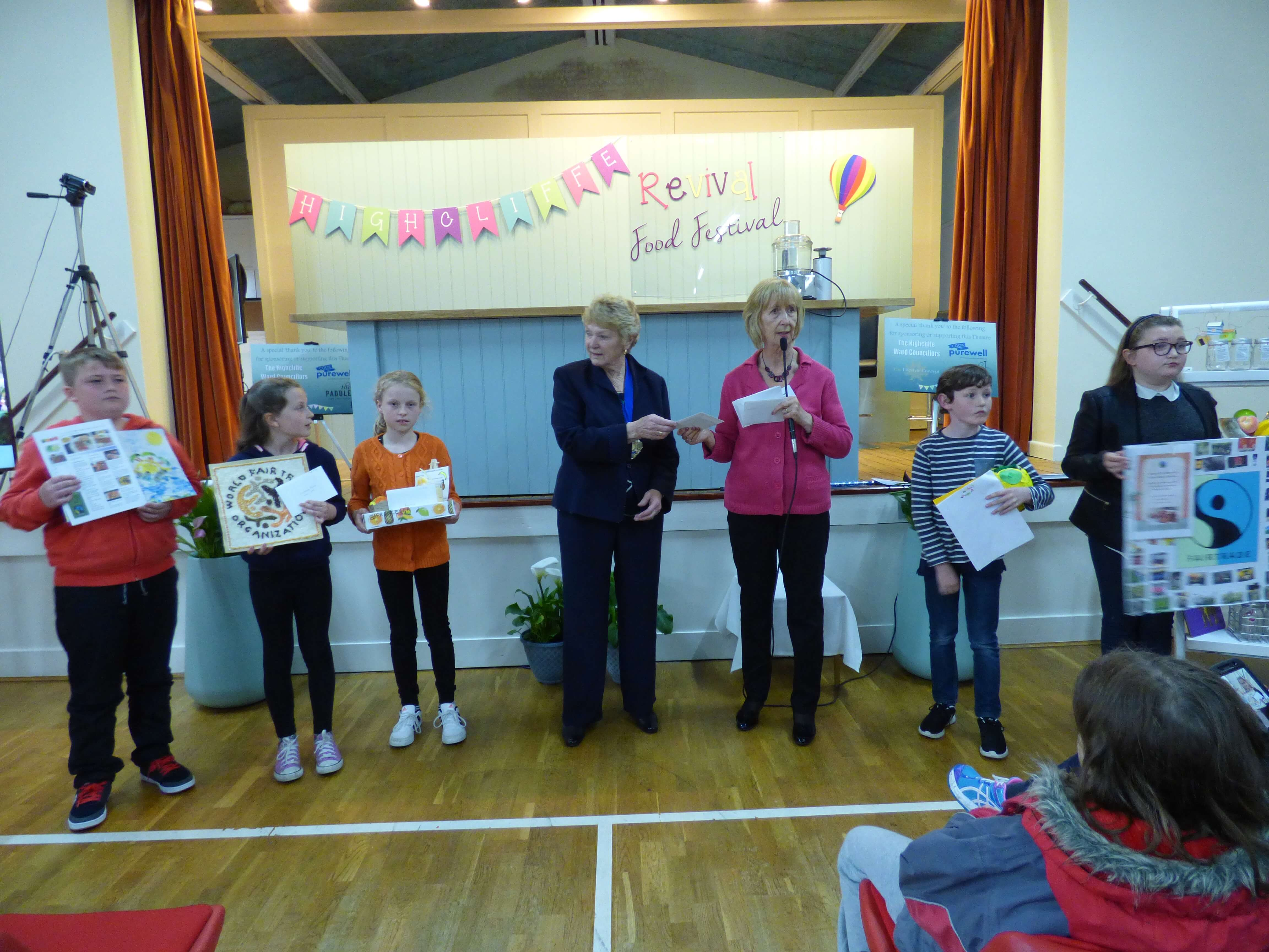 Design a Healthy Meal and the Kids Kitchen Highcliffe Revival Food ...